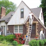 Exterior Painting in Lake-Forest IL. Aardvark painting North Shore Painting contractors