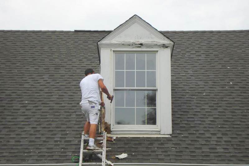 South Barrington Exterior Painting Contractor Aardvark Painting inc.