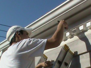 Exterior House Painters in Glencoe area 300 Vernon ave Glencoe il Aardvark Painting Inc. Attention to the d